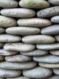 rzeczni kamienie Zdjęcie Royalty Free
