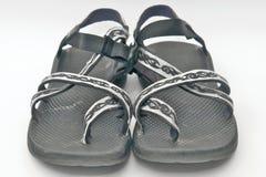 rzeczni sandały Zdjęcie Royalty Free