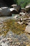 Rzeczny Tara w Monte murzynie Obraz Stock