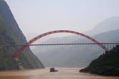 rzeczny Yangtze Obraz Royalty Free