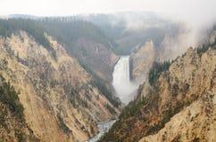 rzeczny Yellowstone fotografia stock