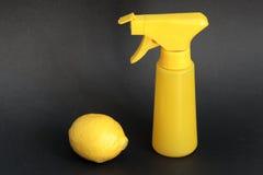 rzeczy kolor żółty Fotografia Stock