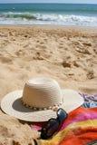 rzeczy plażowych Obraz Royalty Free