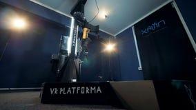 Rzeczywistości wirtualnej platforma lokalizować w hazardu pokoju zbiory wideo
