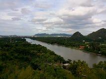 Rzeka Fotografia Stock