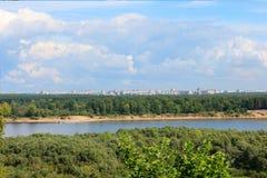Rzeka Obraz Royalty Free