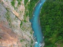 rzeka. Fotografia Royalty Free