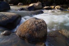 rzeka bieżąca Obrazy Royalty Free