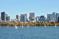 rzeka Charles bostonu fotografia royalty free