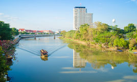 Rzeka Chiang Mai Obrazy Royalty Free
