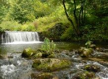 rzeka górski potok Zdjęcie Royalty Free