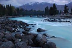 rzeka kanas Zdjęcie Royalty Free