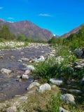 Rzeka Kyngyrg Zdjęcia Royalty Free