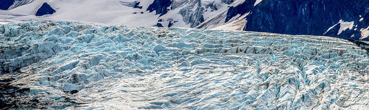 Rzeka lód Obraz Stock