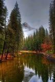 rzeka merced Yosemite doliny Fotografia Royalty Free