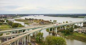 rzeka mississippi Zdjęcia Stock