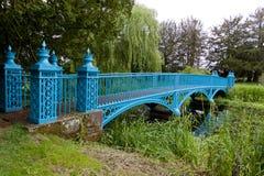Rzeka most zdjęcie royalty free