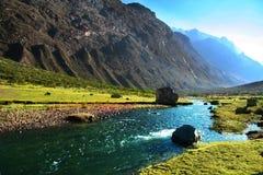 rzeka mountain Zdjęcie Stock
