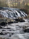 rzeka mountain Obraz Royalty Free