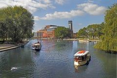Stratford na Avon Fotografia Royalty Free