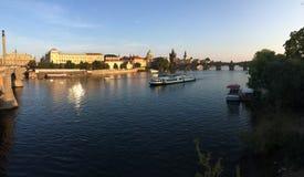 Rzeka sen Zdjęcia Royalty Free