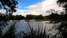 rzeka Tamiza Zdjęcie Royalty Free
