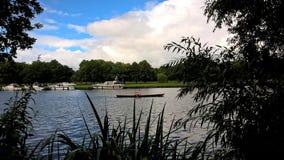 rzeka Tamiza Zdjęcia Royalty Free