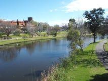 rzeka Torrens fotografia stock