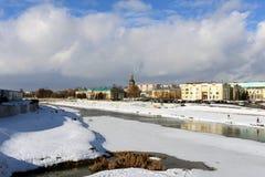 Rzeka UPA Zdjęcie Stock