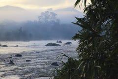 Rzeka w Madagascar Obraz Stock
