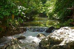 Rzeka w Tajlandia Zdjęcie Royalty Free