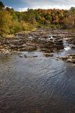 rzeka waterbury fotografia royalty free