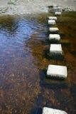 rzeka wharfe Zdjęcie Royalty Free