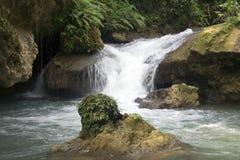 rzeka wodospadów y Obrazy Royalty Free
