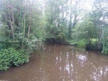 rzeki Zdjęcia Stock