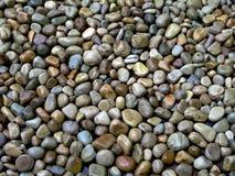 Rzeki kamienie, otoczaki/ Fotografia Stock