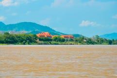 rzeki mekong Obrazy Royalty Free