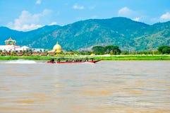 rzeki mekong Fotografia Stock