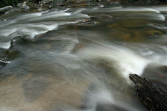 rzeki powierzchnia Zdjęcie Stock