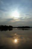 rzeki złota Zdjęcie Royalty Free