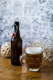 Rzemieślnika piwo Zdjęcia Stock