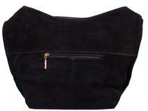 Rzemienna żeńska torebka Zdjęcia Stock