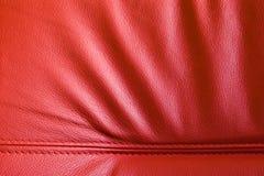 rzemienna czerwień Zdjęcie Royalty Free