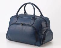 Rzemienna podróży torba zdjęcie royalty free