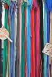 Rzemienne bransoletek patki Fotografia Stock