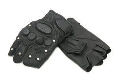 Rzemienne rękawiczki Fotografia Royalty Free