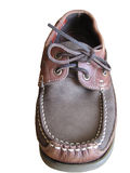 rzemiennego buta rocznik Zdjęcie Stock