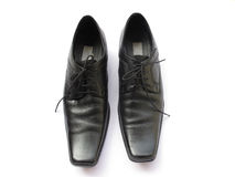rzemienni buty Zdjęcie Royalty Free