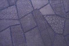 rzemienny patchwork Obrazy Stock