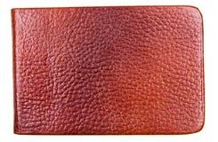 rzemienny portfel Zdjęcia Royalty Free
